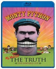 Monty Python: Almost The Truth (The Lawyers Cut) (Blu-ray, 2009, 3-Disc Set) NEW