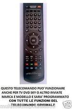TELECOMANDO UNIVERSALE COMPATIBILE CON  HIFI SONY  STR-DB1070