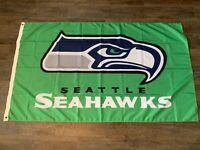 Seattle Seahawks  NFL flag / banner 3 x 5 FT