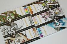 New ListingLot of 30 Markers Chameleon Double Ended Art Drawing Refillable Pens *Set of 6*