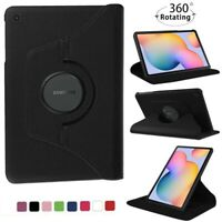 Samsung Galaxy Tab S6 Lite 10.4 P610 2020 Tablets 360 PU Leather Flip Case Cover