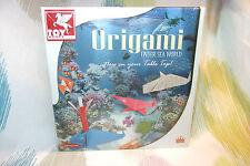 Toy Kraft Origami in the Ocean! Children's Creative Craft Toy Kit Animal Diorama