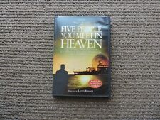 The Five People You Meet in Heaven (DVD, 2005)