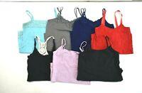 Wholesale Bulk Women's Medium Various Brands Spring/Summer Tank Tops Lot of 7