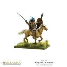 Warlord Games Hail Caesar BNIB King Juba I of Numidia WGH-103011301