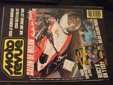 ** Moto Revue n°2823 Poster Paris Supercross / 10e Paris Dakar