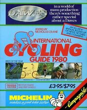 International Cycling Guide 1980 by Nicholas Crane (editor)  (softback)