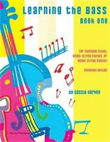 Learning the Bass, Book One (Paperback or Softback)