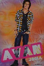 AVAN JOGIA - A3 Poster (ca. 42 x 28 cm) - Victorious Clippings Fan Sammlung NEU