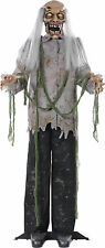 HALLOWEEN ANIMATED LIFE SIZE ZOMBIE CORPSE SOUNDS  PROP DECORATION HAUNTED HOUSE
