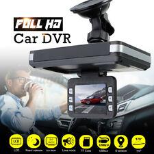 """TFT 2.0"""" Auto Car DVR Radar Dash Cam Recorder Camera  Speed Detector"""