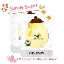 PAPA RECIPE Bombee Whitening Honey Mask/10pcs (Moisturizers), Free Sampes!,USA!!