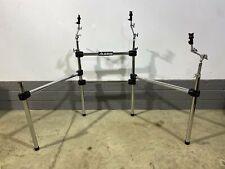 Alesis DM10 Studio Chrome Drum Rack Stand Frame / Accessory / Hardware