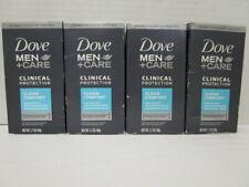 4 DOVE MEN + CARE CLINICAL PROTECTION CLEAN COMFORT 1.7 OZ EA EXP 6/20+ NT 4882