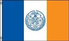 3x5 New York City NY Flag 3'x5' House Banner Grommets nylon polyester
