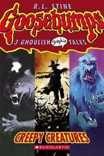 Goosebumps Graphix Ser.: Creepy Creatures 1 by R. L. Stine (2006, Paperback)