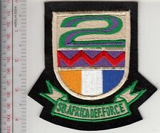 South Africa Defence Force SADF Army 2nd South African Infantry SAI Regiment
