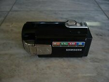 Samsung Flash Memory SD Camcorder SMX-F40BN/XAA