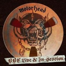 MOTÖRHEAD - BBC LIVE & IN-SESSION;2 CD 22 TRACKS HARD 'N' HEAVY/ ROCK/METAL NEUF