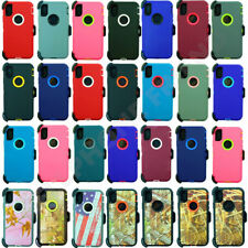 Wholesale Lot For iPhone X/10 Case (Belt Clip fits Otterbox Defender)