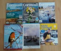 6 Cornish Magazines Cornwall Living, Cornwall Life, Cornish Life, Taste Cornwall