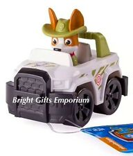 Paw Patrol Tracker Racer Jungle Pup Rescue Vehicle GENUINE AUTHENTIC With Tags