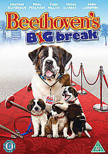 Beethoven's Big Break (DVD, 2012)