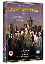 *NEW*  Downton Abbey - Series 2 - Complete (DVD, 4-Disc Box Set) . FREE UK P+P .