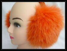 Ohrenschützer Ohrenwärmer  Finnracoon Farbe knall orange