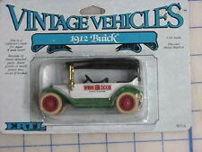 vintage vehicles 1/43 scale ERTL 1912 buick winn dixie 1989 diecast metal