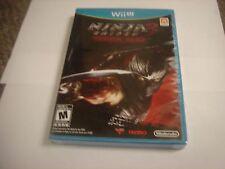 Ninja Gaiden 3: Razor's Edge  (Wii U, 2012)
