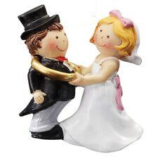 Brautpaar Hochzeitspaar 2 D flache Figur Hochzeit Karten basteln Einladungskarte