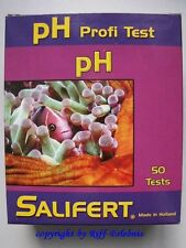 Ph Pro Test Salifert Water Testing Saltwater