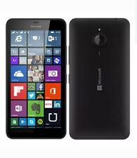 Condizione molto buona Lumia 640XL nero Microsoft Smartphone Sbloccato Garanzia 12M