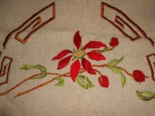 Antique Arts And Crafts Pillow Cover