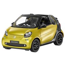 Smart Fortwo Cabrio A453 1:18 Coche a Escala Metallic-Gelb / Negro B66960289