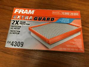 Air Filter-Extra Guard Fram CA4309