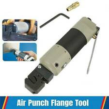 Air Punch Flange Tool Pneumatic Puncher Crimper Hole Plier Punching Flanging