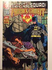 Suicide Squad #40 1990 Ostrander Isherwood Phoenix Gambit 1 of 4