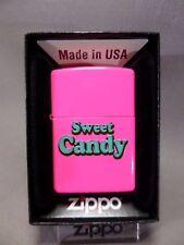 "Zippo ""Pink Candy"" - Pink-nuevo embalaje original & - #640"