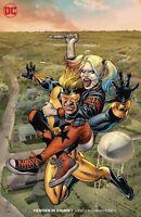 Heroes in Crisis #1 1:50 JG Jones Variant Harley Quinn DC 2018 Tom King