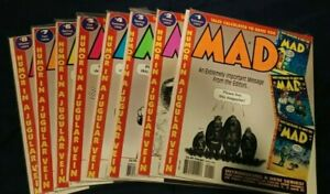 TALES CALCULATED TO DRIVE YOU MAD COMPLETE SET #1-8 - NM - (1997, EC Comics)