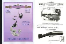 Westley Richards & Co. 1812 - 1912 Centennial Catalog