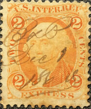 Scott #R10 US 1862 2 Cent Revenue Express Stamp