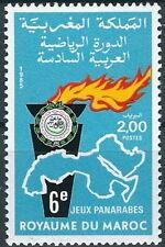 Marokko - Panarabische Spiele postfrisch 1985 Mi. 1078