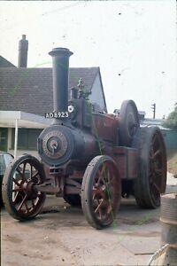 AD8923 Hawkes, Burrell Road Locomotive, Original Slide