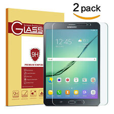 2X Pack For Samsung Galaxy T515 T580 9H Screen Protector Tempered Glass Cover