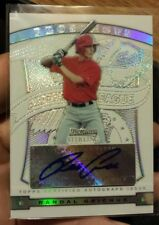 Randal Grichuk 2009 Bowman Sterling REFRACTOR Autograph Auto Rookie Card 137/199