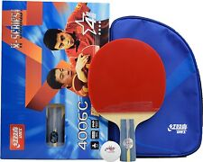 DHS Quick-attack X4002C 4006C Carbon Table Tennis Racket-ShakeHand-PenHold