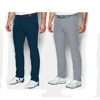 """NEW"" UNDER ARMOUR MATCH PLAY VENTED MENS TAPERED GOLF TROUSERS / ALL SIZES"